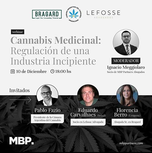 Cannabis medicinal: Regulación de una industria incipiente