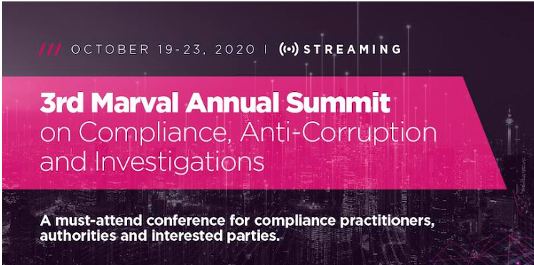 Dossier del 3rd Marval Annual Summit on Compliance